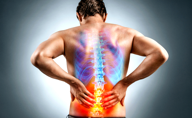 Dor nas costas: 5 posições que vai fazer você se sentir bem