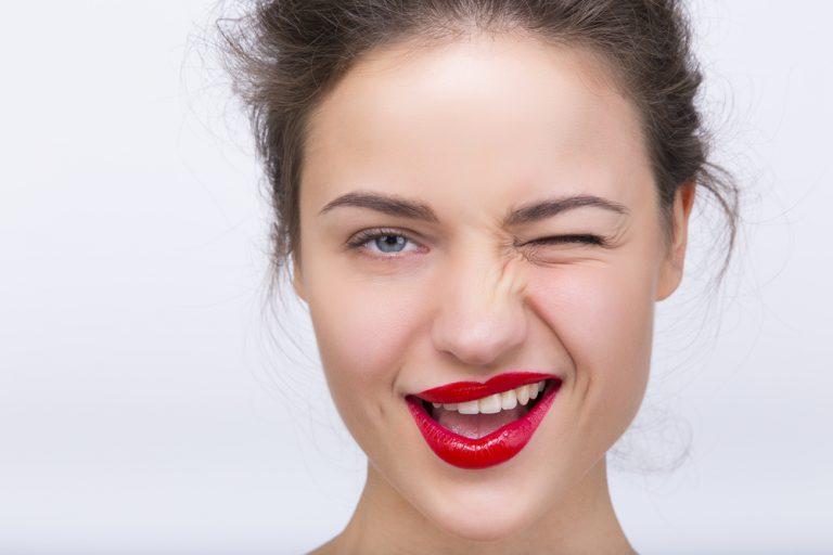 Mesmo as mulheres bonitas não têm medo deles (é uma verdadeira fobia)