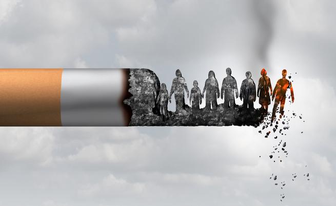 Os cigarros? O Papa colocar o veto à venda no Vaticano