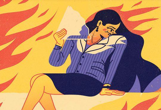 sinais da menopausa